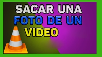 COMO HACER FOTOS de un VIDEO