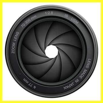 EL DIAFRAGMA en FOTOGRAFIA, mecanismo incorporado en la lente de la cámara de fotos, que le permite regular la cantidad de luz que pasa a través de ella.