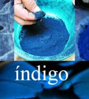 color índigo