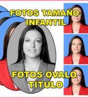 FOTOS TAMAÑO INFANTIL