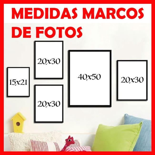 medidas marcos de fotos ⋆ fotomanÍas ⋆