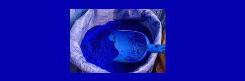 color índigo imagen, azul profundo, azul añil, azul indigo